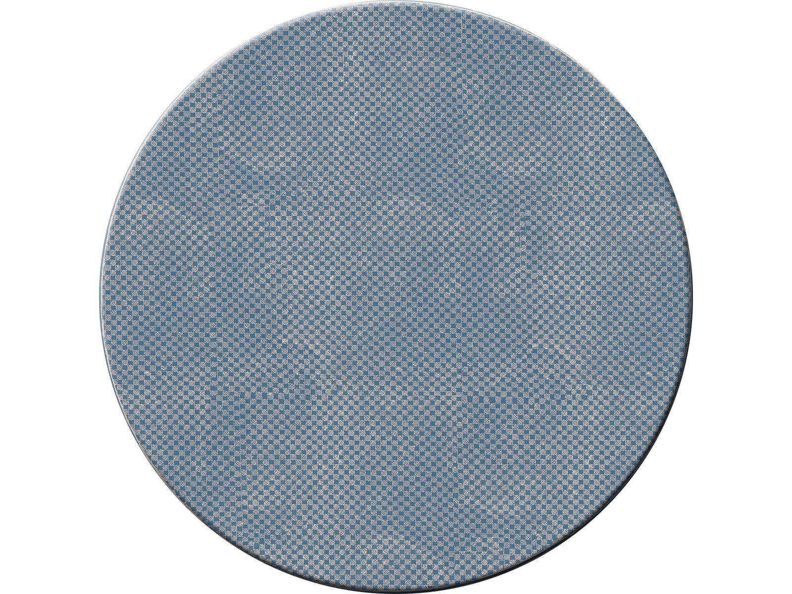 Betel Blue Round Placemats Are Hardboard Cork Backed Hard Placemats Modern Durable Heat Resistance Easy Clean Desig Modern Placemats Placemats Hardboard
