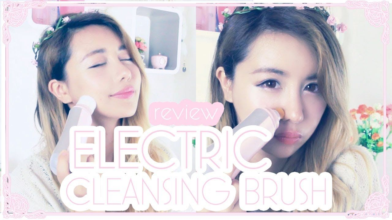 Elisha Coy 3D Spin Cleaner Cleansing Brush Review