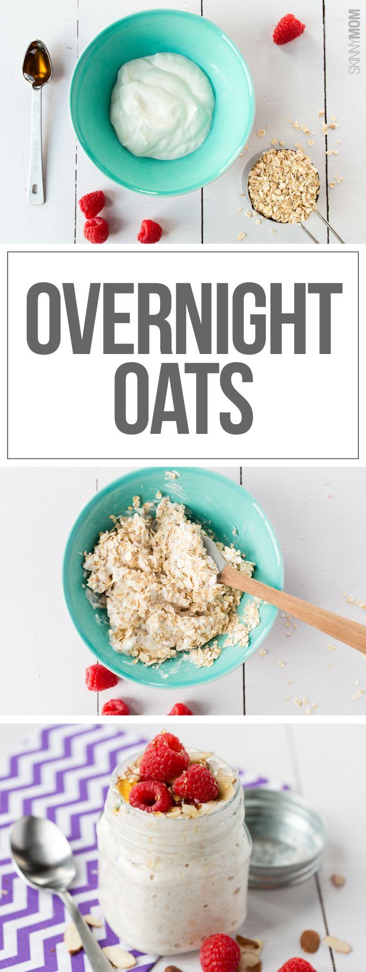 Recipe Fruitty Overnight Oats Healthy baking, Food
