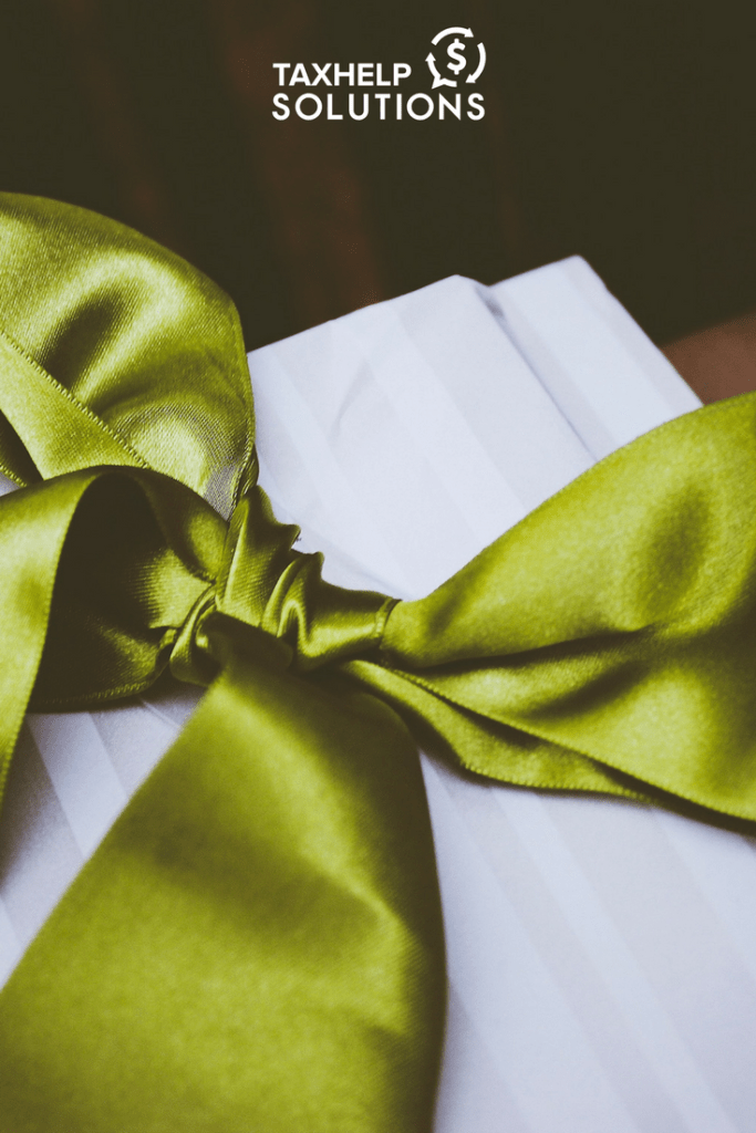A Taxpayer Who Qualifies To Pay Gift Tax Needs To Secure The Irs