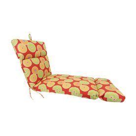 Jordan Manufacturing Springdale Beachside Floral Cushion For Chaise Lounge 9552Pk1-1378E