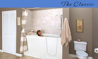 Deep Soaking Tub Soaker Tub With Shower Premier Care Walk In