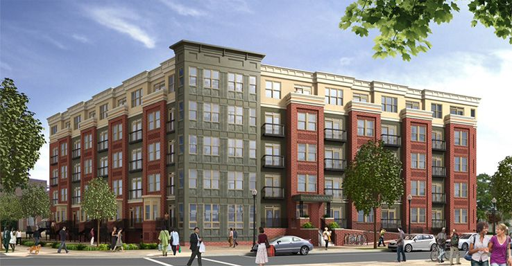 The Maryland Capitol Hill Capitolhill Realestate Dc Condominium Street The Unit