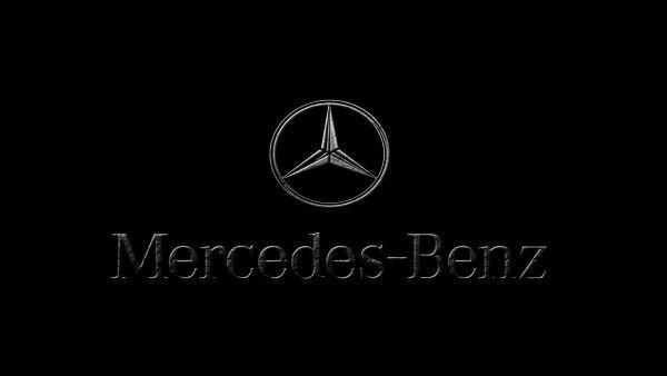 Mercedes Benz Logo 1920x1200 Wallpaper Med Bilder