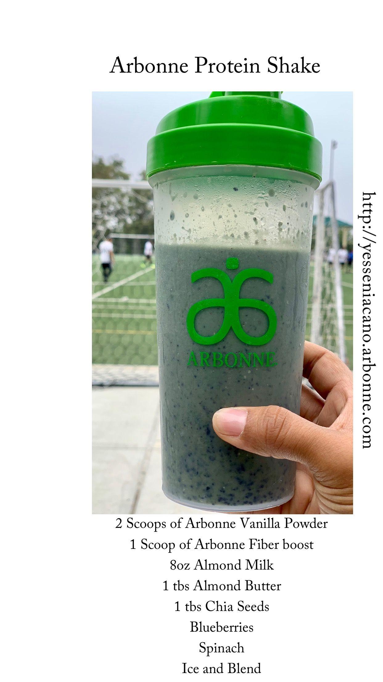 Protein Shake  #arbonnerecipesdetox