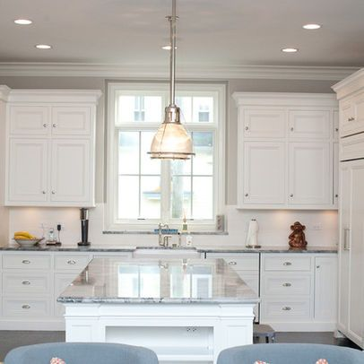 Hamptons Style Kitchen Design Ideas, Pictures, Remodel, and Decor ...