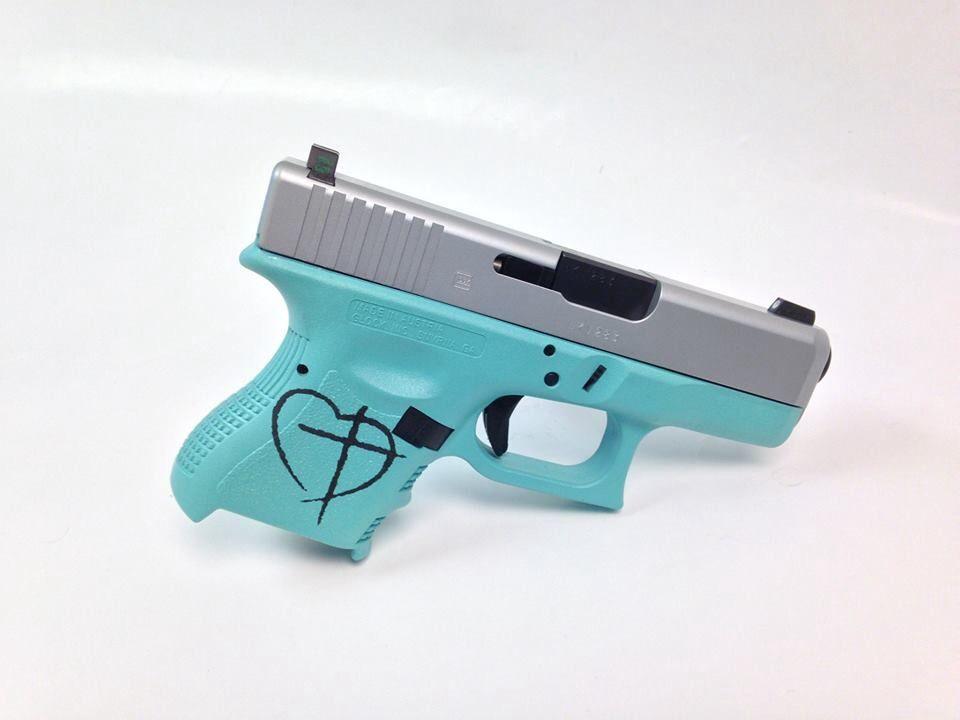 tiffany blue pistol - 960×720