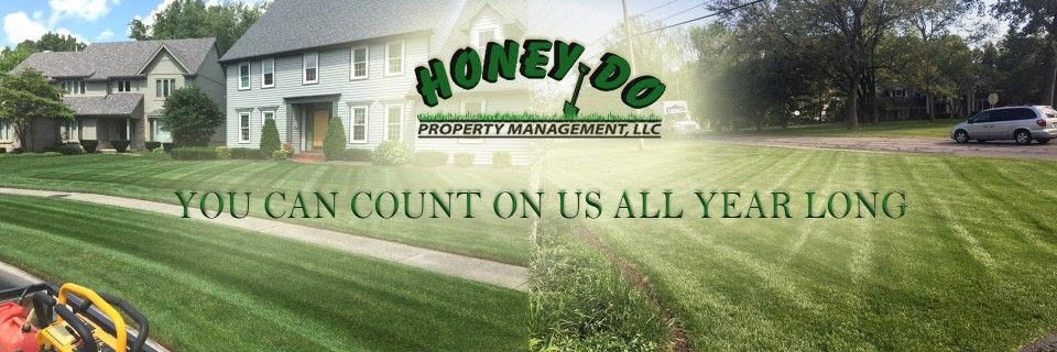 Honeydo Lawn Care Holland Ohio count on us for the