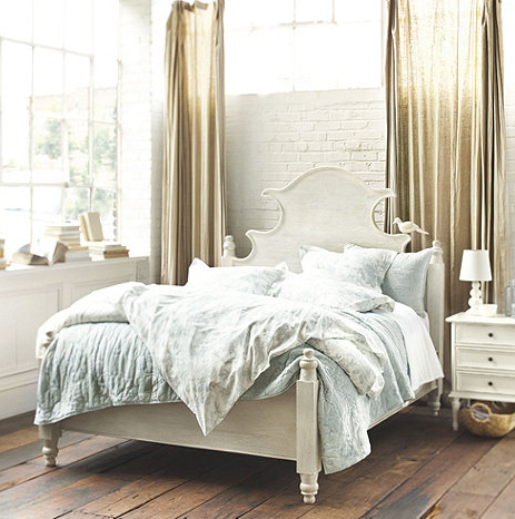 Claudette Bed Ballard Designs Home Furnishings Traditional Bed