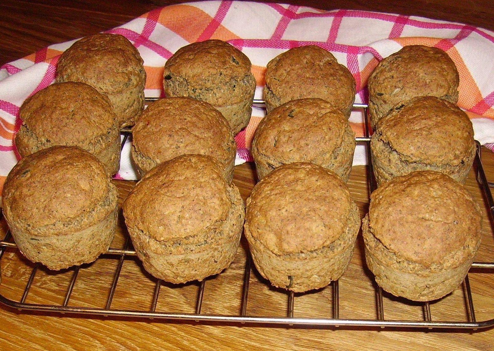 Würzige Muffins