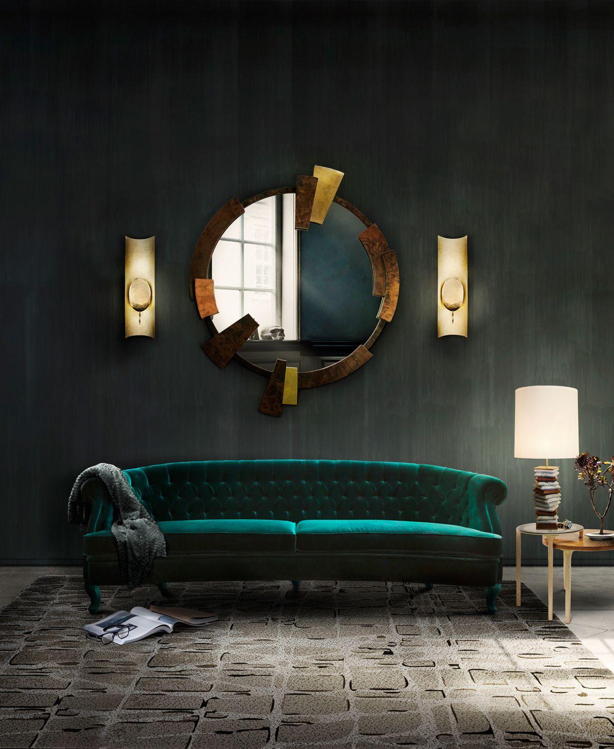 MAREE Lounge Sofa Mid Century Modern Furniture by BRABBU is ideal ...