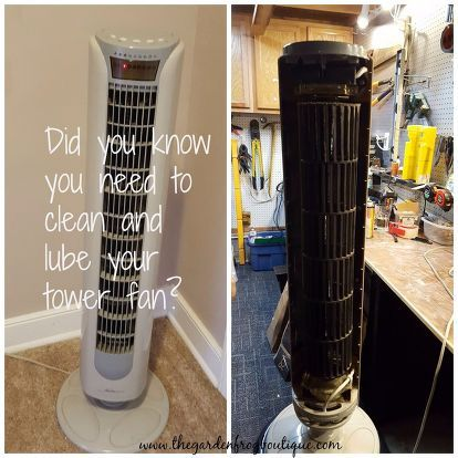 Photo of Clean and Lube Your Tower Fan to Keep It Running