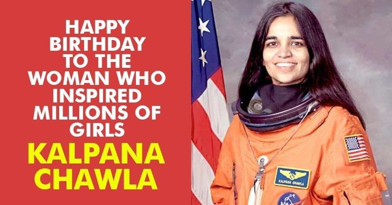 Kalpana Chawla was an Indian Americans astronaut and the