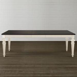 "446976LG in by Bassett Furniture in Jacksonville, FL - Custom Dining 76"" Rectangle Table"