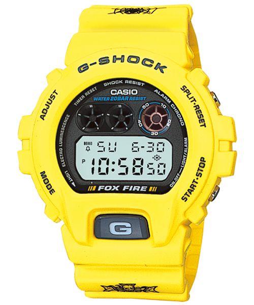 G-Shock History  1995 — DW-6900. Первое появление известного корпуса ... 4052a4b2ed6c