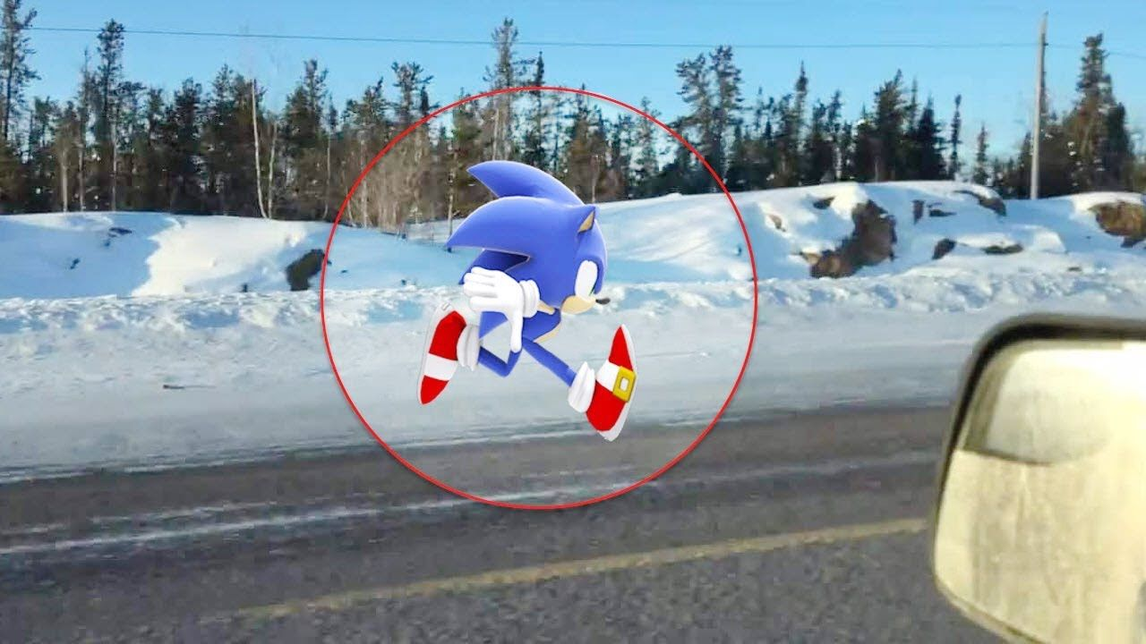 5 Times Sonic Caught On Camera Spotted In Real Life 1 Https Youtu Be K Gybzzhi60 Real Life Sonic Life