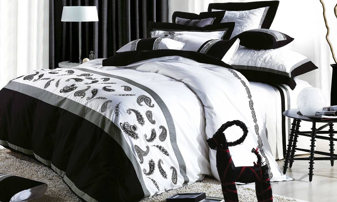 Calvin Bed Linen by Top Drawer from Harvey Norman New