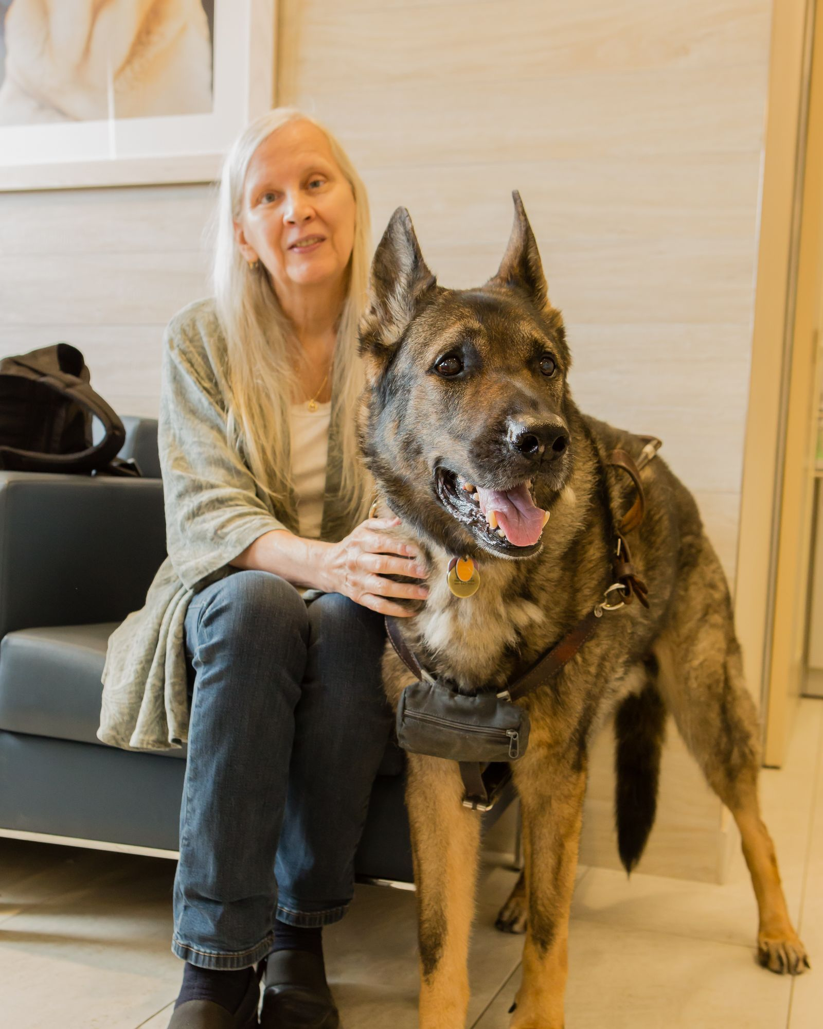 Today is Seeing Eye Guide Dog Anniversary Day, a