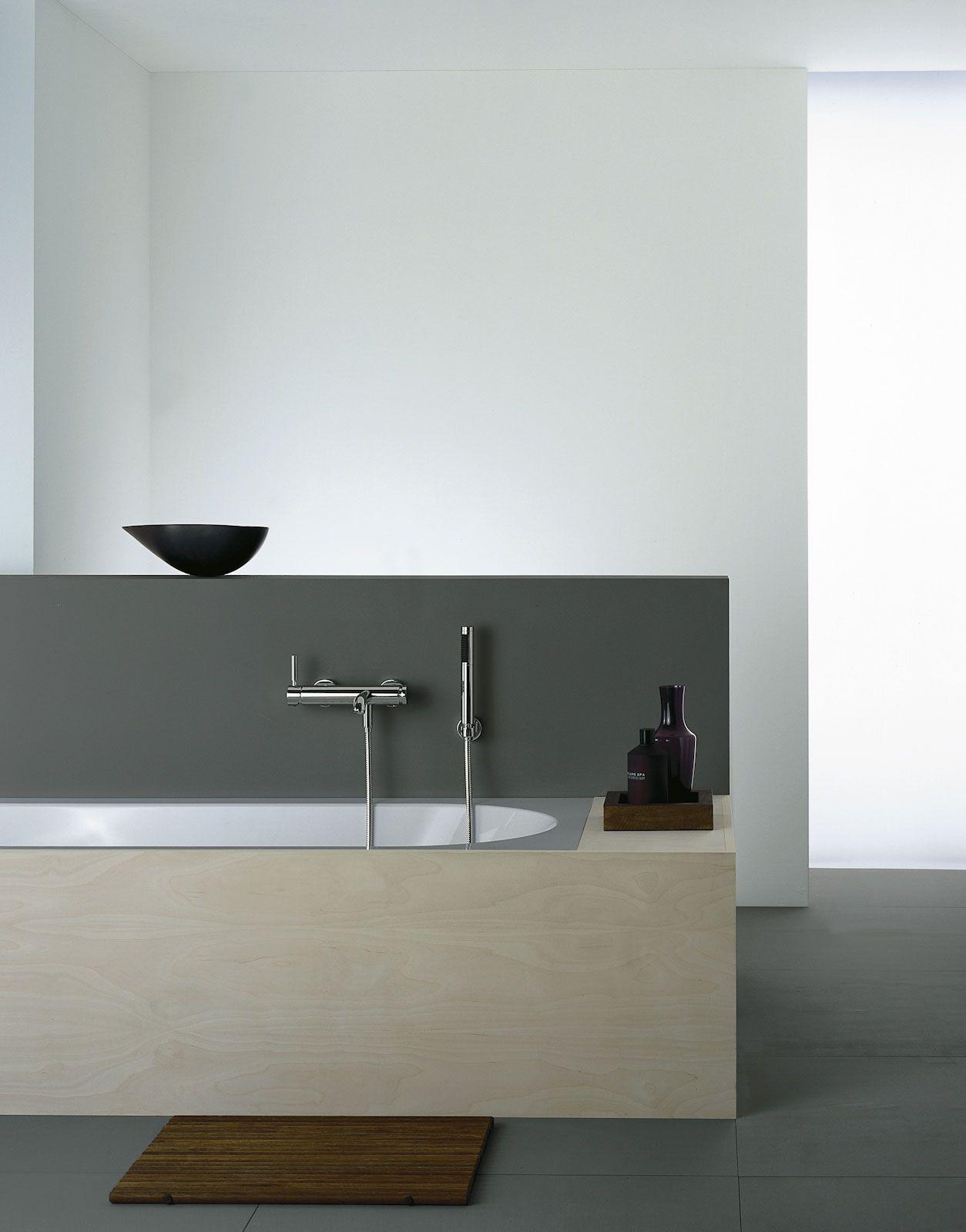 Interior design of bathroom screen to back of freestanding bath  home ideas  pinterest