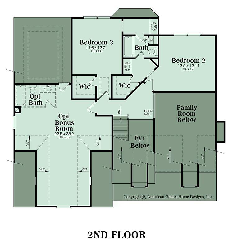 Cape Cod Plan 2028 Square Feet 3 Bedrooms 2 Bathrooms Devonshire Cottage Style House Plans Floor Plans Interior Floor Plan