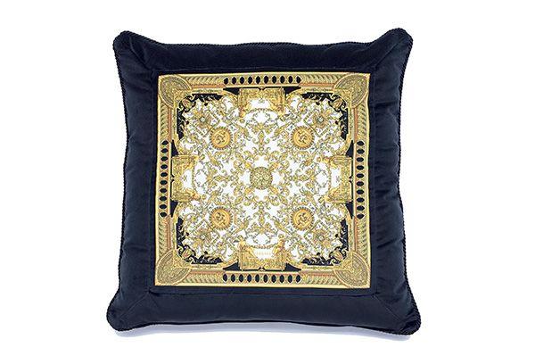 Cuscini 70x70.Le Grand Dome Baroque Cushions Versace Home Collection Cuscino