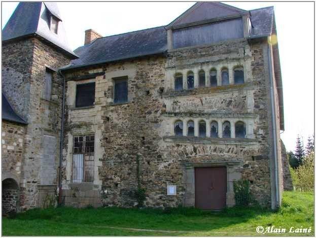 Manoir du Quélineuc, Le Bodéo Le nom de ce manoir vient du breton