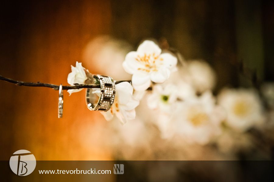 wedding photography - ring and detail shots.