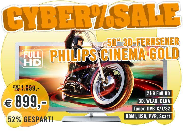 Philips 50PFL7956K 21:9 3D LCD/LED-Fernseher: http://www.cyberport.de/cybersale