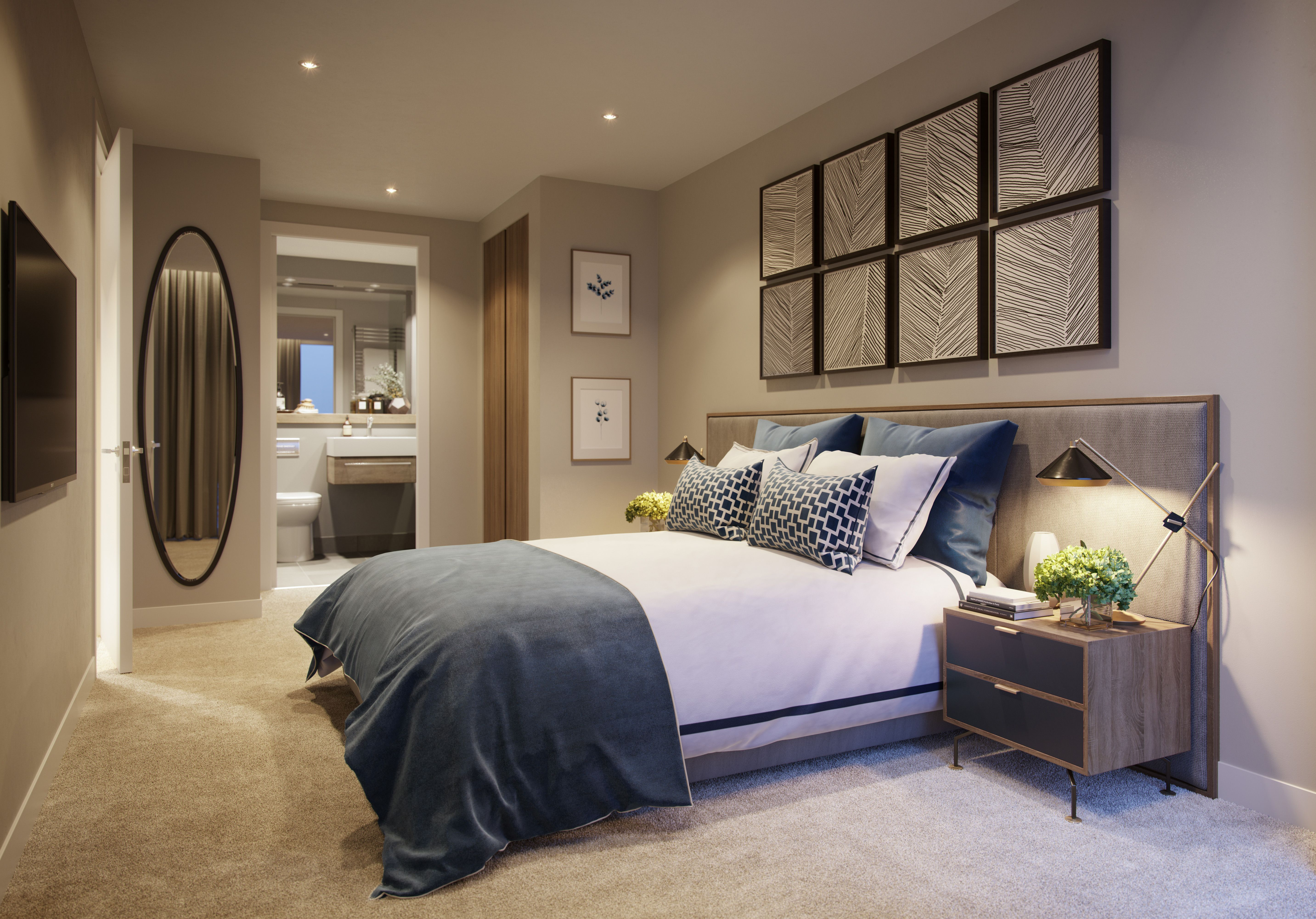 Oxygen Tower Interior, Piccadilly, Manchester | Loft ...
