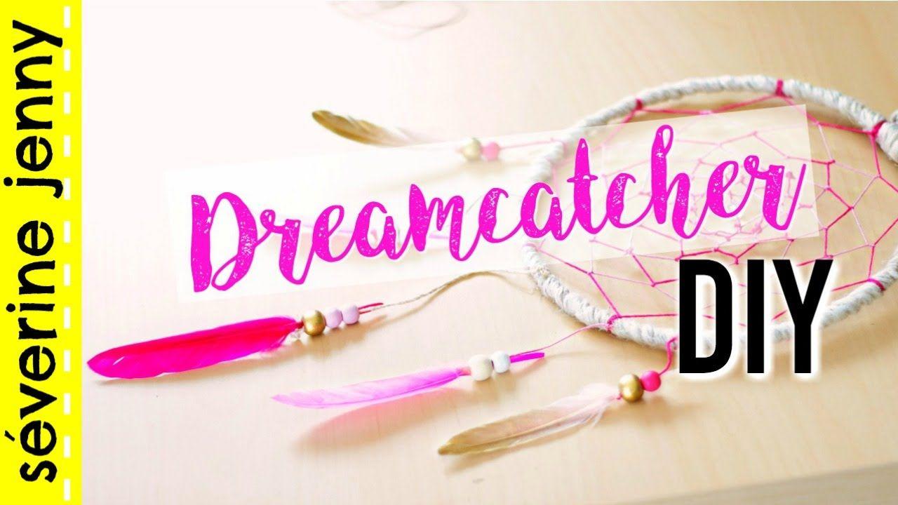 diy attrape r ves dreamcatcher fran ais diy projects. Black Bedroom Furniture Sets. Home Design Ideas