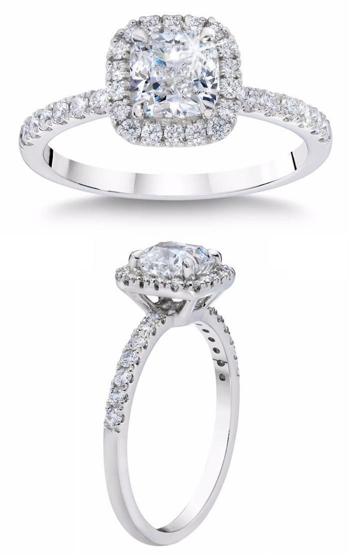 Costco Wholesale Jewelry Inspiration Diana Ring Colored Diamonds