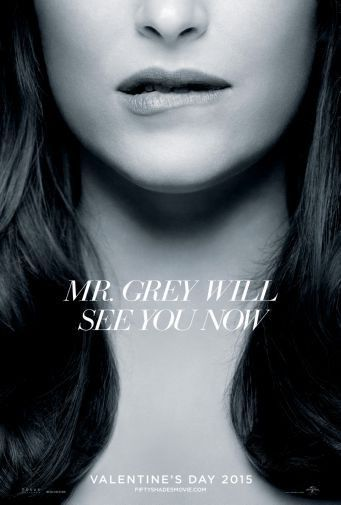 Fifty Shades Of Grey Movie poster 50 shades Poster 11x17 Mini Poster