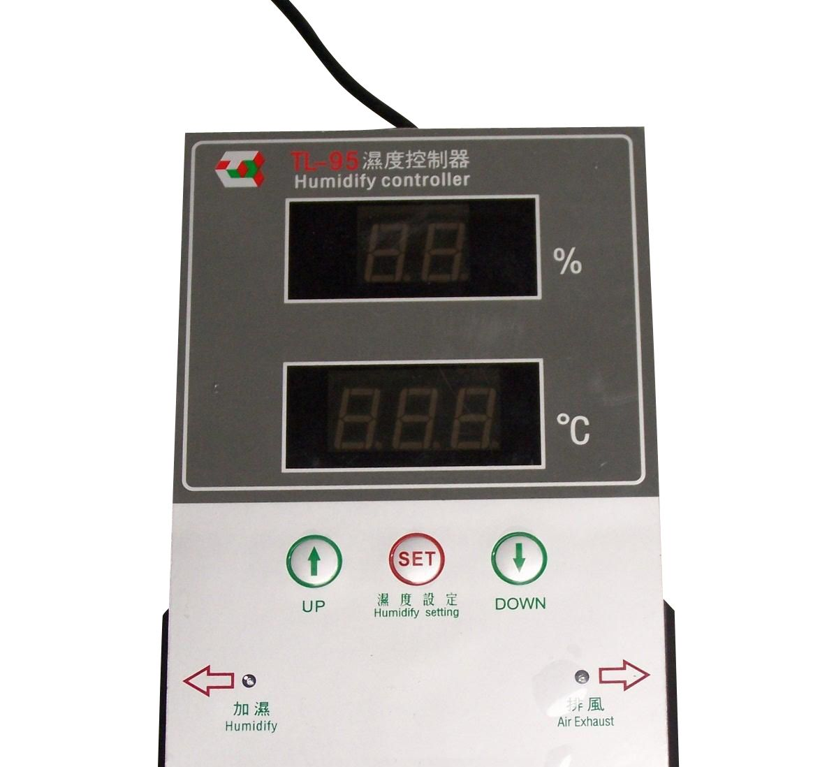 Humidity sensor cotroller
