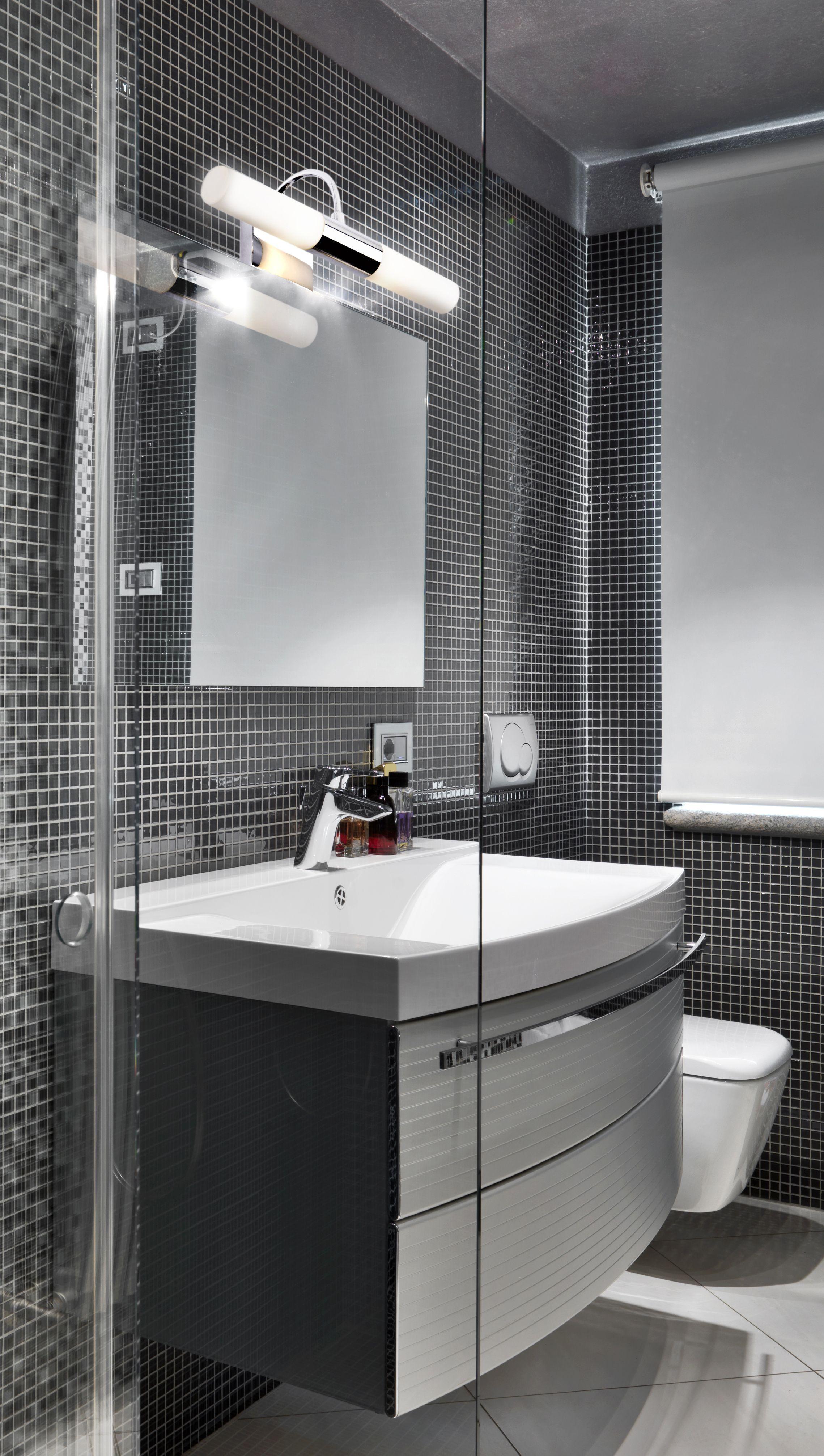 Kinkiet Liliane Lw1502 Ip44 łazienka W 2019 Oświetlenie