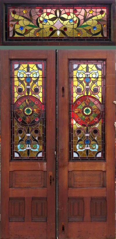 Antique American Stained Glass Windows - Antique American Stained Glass Windows Vitrais Pinterest