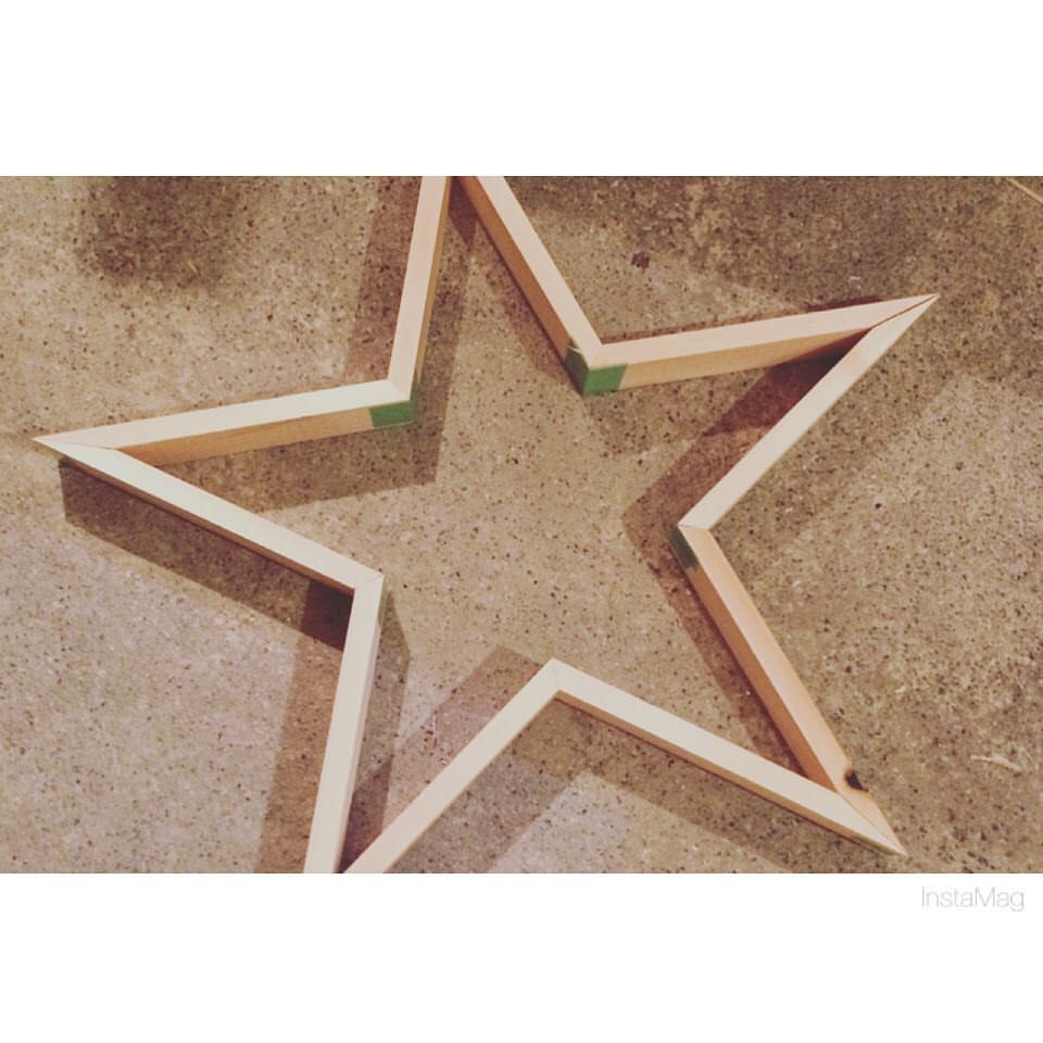 How To Make Wooden Star Floating Shelves Diy Wooden Projects Star Diy