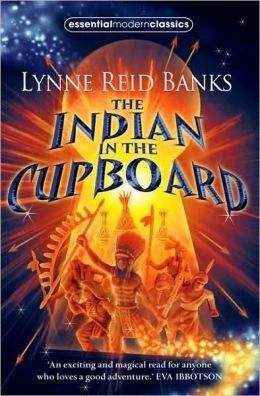 The Indian In The Cupboard By Lynne Reid Banks Indian In The Cupboard Books Books For Boys
