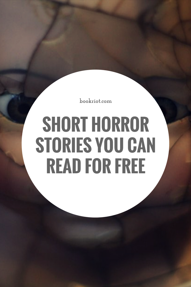 Get ready to get chills with these short horror stories you can read for free