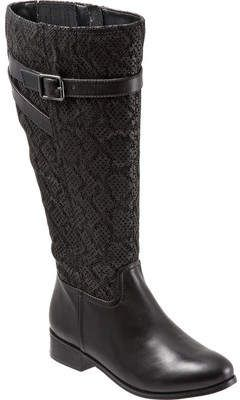 a099a434919 Trotters Lyra Wide Calf Boot (Women s)
