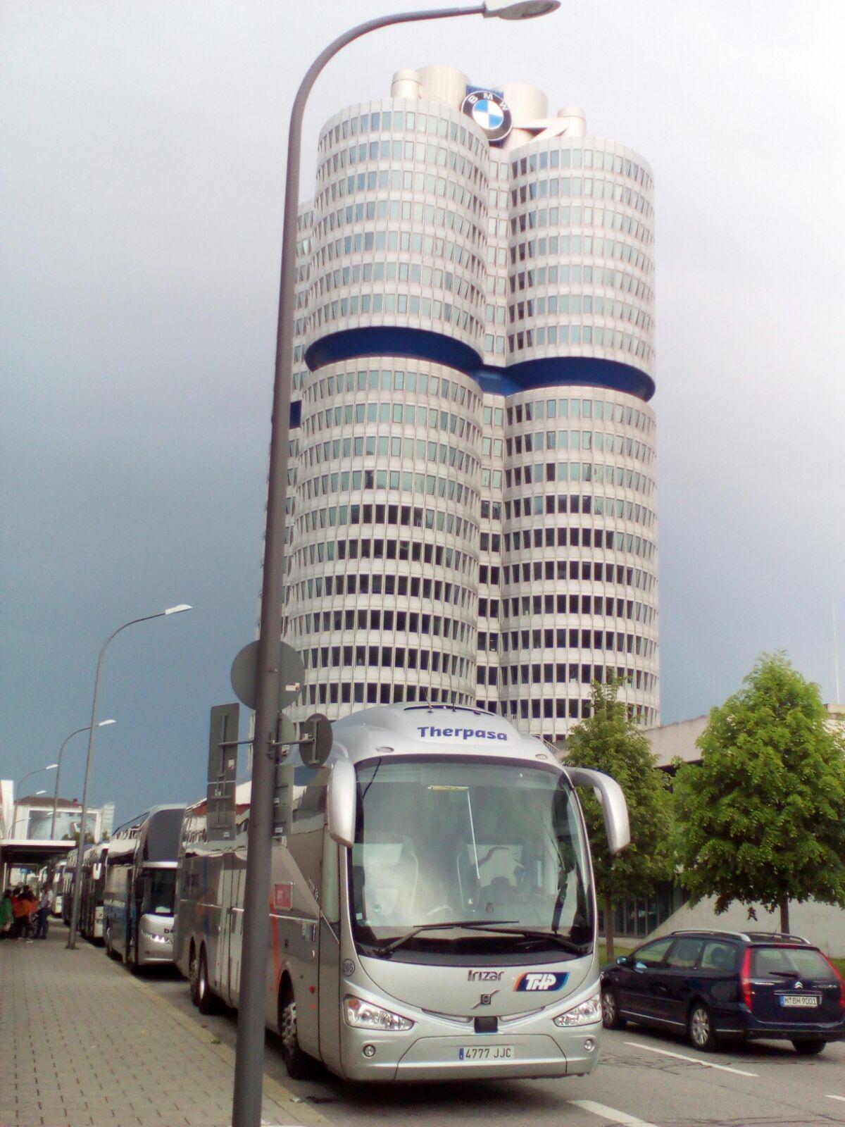 MUSEO BMW, MUNICH