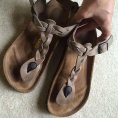 Birkenstock Kairo Woven Schoenen, Laarzen en Birkenstock