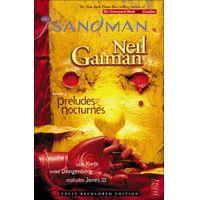 Sandman: Vol.1: Preludes & Nocturnes (New Edition) by Neil Gaiman, Sam Keith, Mike Dringenberg & Malcolm Jones III