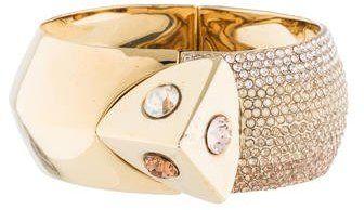 Louis Vuitton Wide Crystal Bracelet