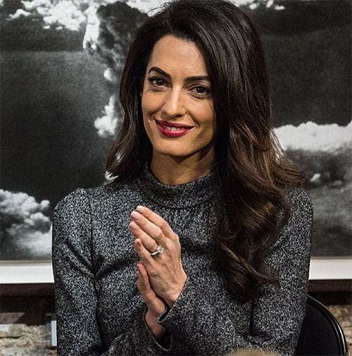 Why stars like Amal Clooney are opting for an ethical wedding ring