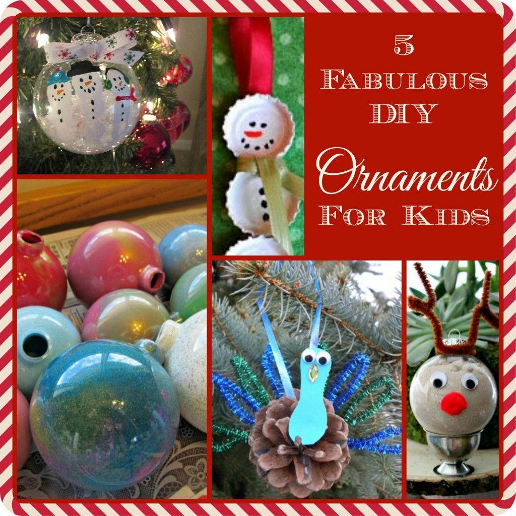 5 fabulous diy ornaments for kids via jmanandmillerbug 5 fabulous diy ornaments for kids via jmanandmillerbug solutioingenieria Choice Image