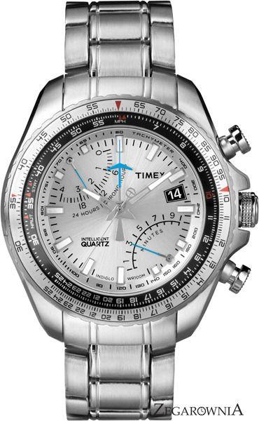 ZEGAREK MĘSKI TIMEX INTELLIGENT QUARTZ http://zegarownia.pl/zegarek-meski-timex-intelligent-quatrz-t2p104