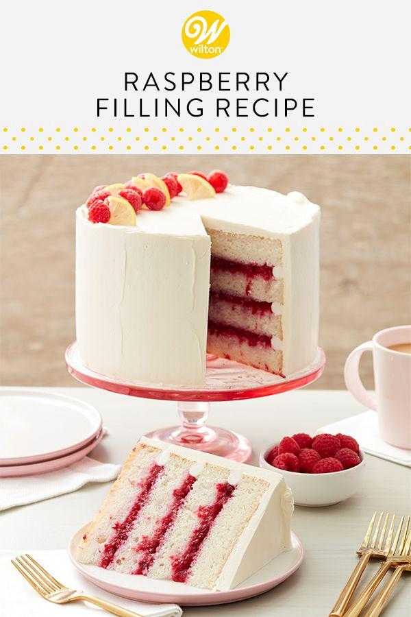 Raspberry Filling Recipe