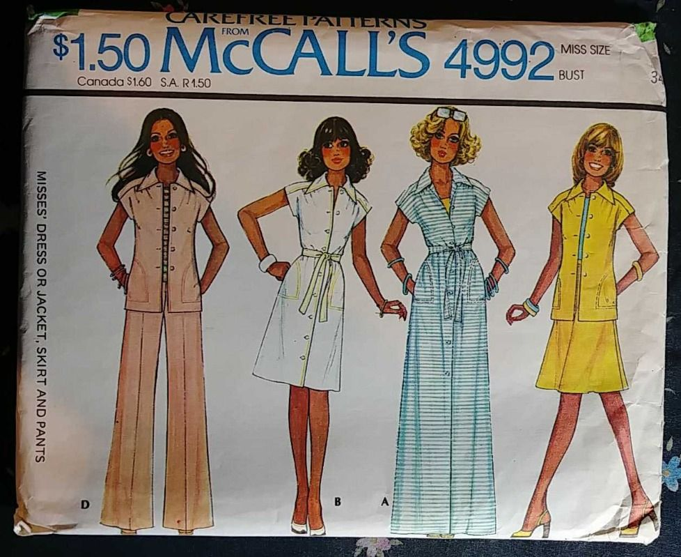 Image result for mccalls 4992 vintage