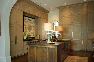 Atlanta Transitional Kitchen   Eclectic   Kitchen   Atlanta   By Morgan  Creek Cabinet Company