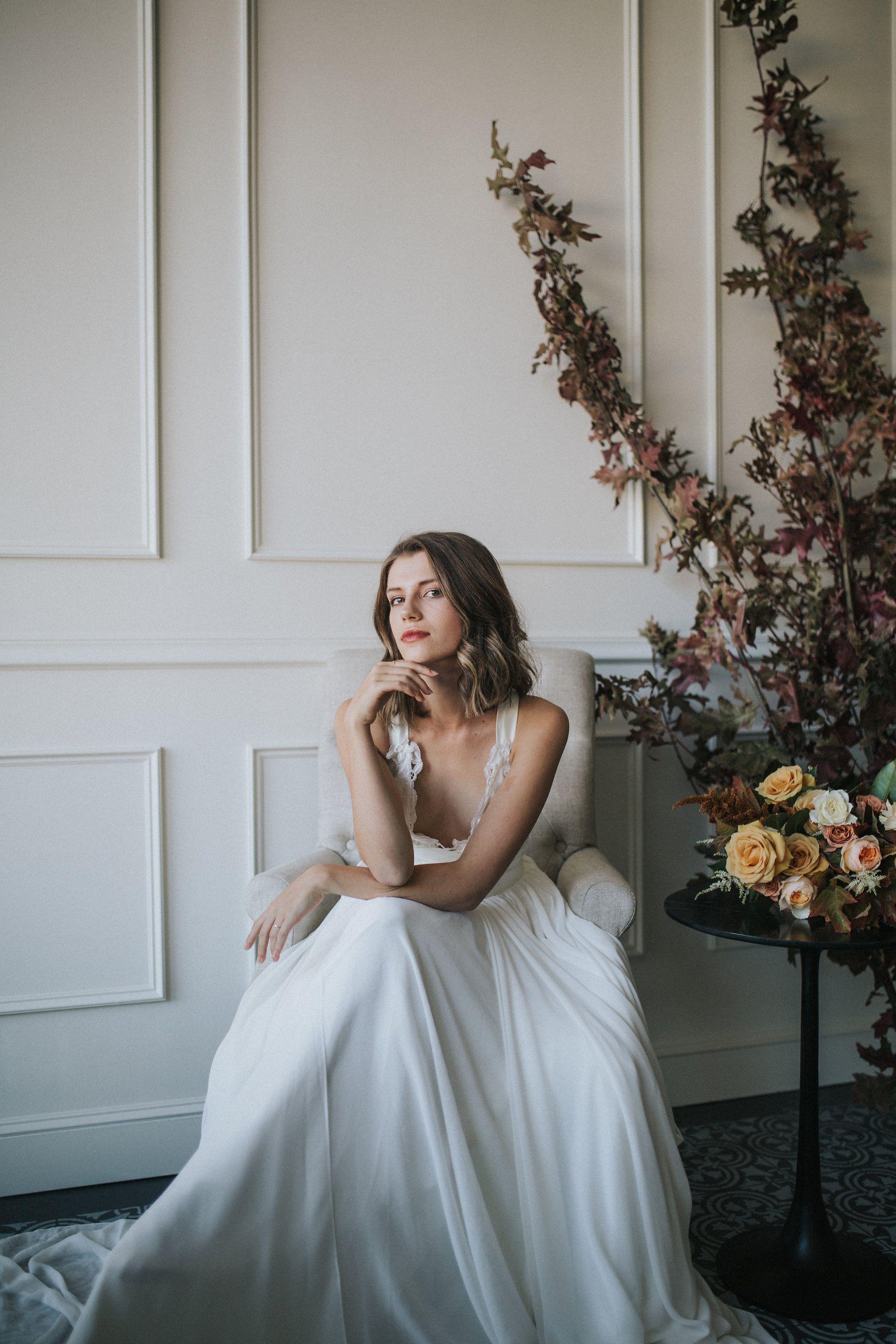 Portland Winter Wedding Inspiration at Tendue Co